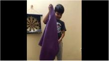 Folding Blankets